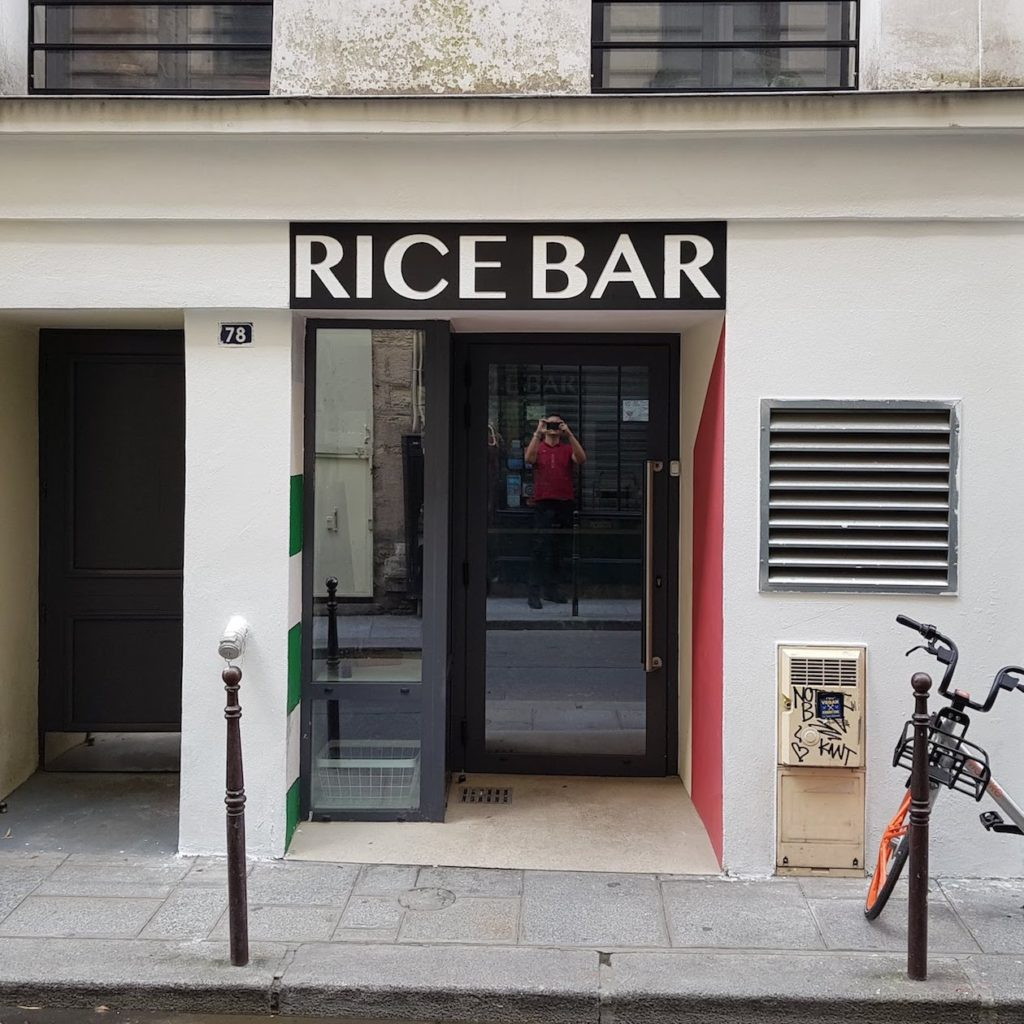 Rice Bar Riz Riz